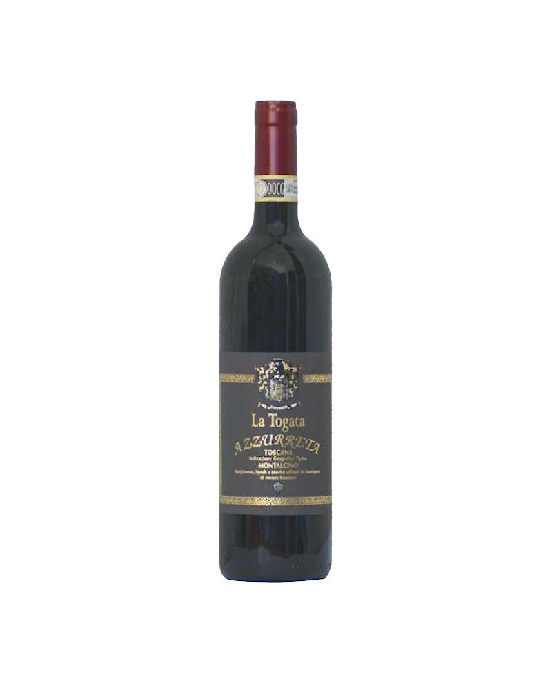 Azzurreta IGT Supertuscan 2012 – Bottiglia da 0,75 l - Cantina La Togata