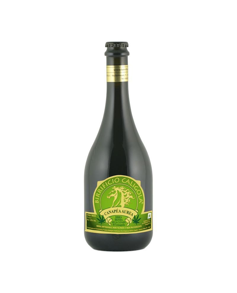 Birra Canapéa Aurea - Bottiglia da 150 cl - Birrificio Caligola