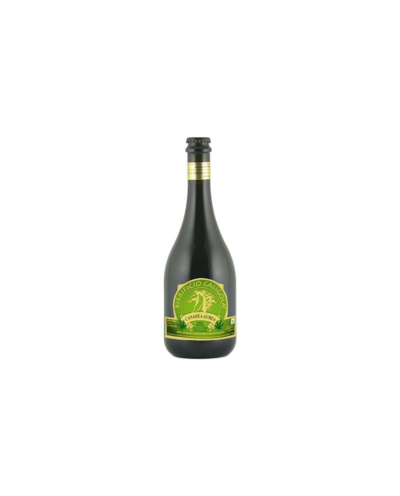 Birra Canapéa Aurea - Bottiglia da 33 cl - Birrificio Caligola