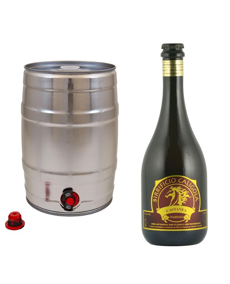Birra Castanea - Fusto da 20 litri - Birrificio Caligola
