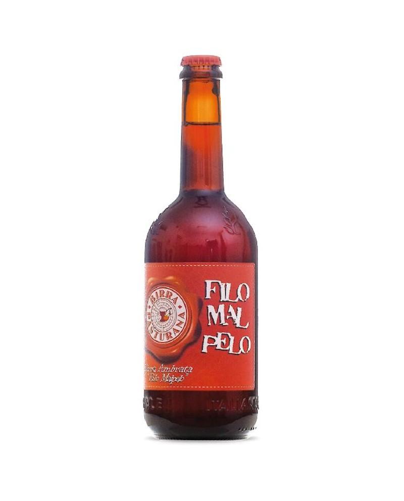 Birra Filo Malpelo - birra ambrata 75 cl - Birrificio Pasturana