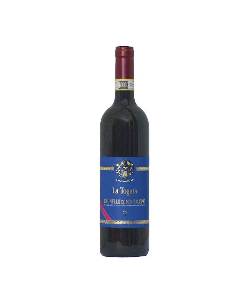 Brunello di Montalcino DOCG La Togata 2012 - Bottiglia da 0,75 l - Cantina La Togata