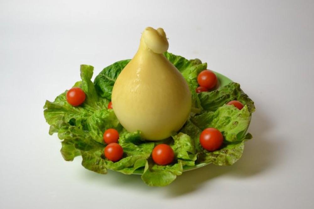 Caciocavallo - affumicato 1 kg Caseificio Chirico