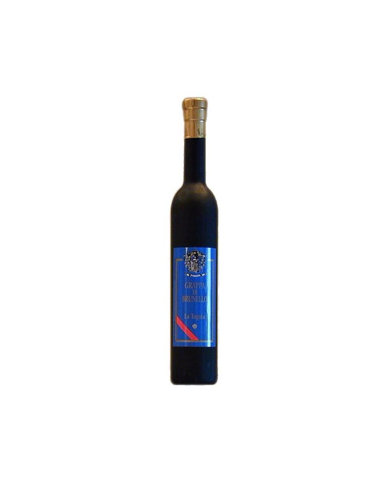 Grappa di Brunello di Montalcino DOCG La Togata - Bottiglia da 0,5 l - Cantina La Togata