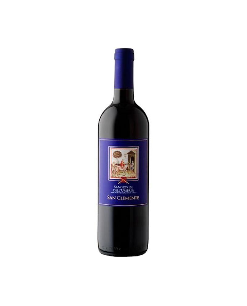 Sangiovese dell'Umbria IGP – Bottiglia da 0,75 l - Cantina San Clemente</p>