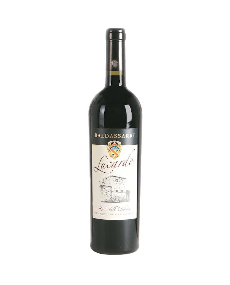 Lucardo Vino IGT Umbria barricato - Bottiglia da 0,75 Lt - Cantina Baldassarri