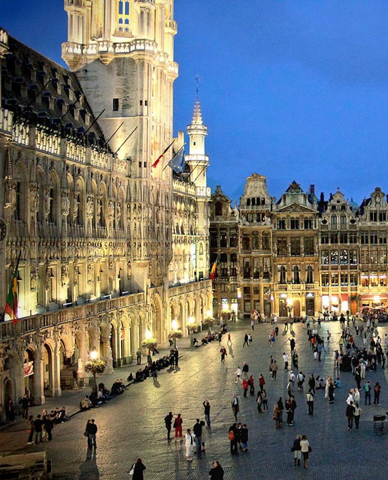 Mercato Estero - Bruxelles, Incontriamo il Mercato Belga, 26 Novembre 2017 - Gustox Academy