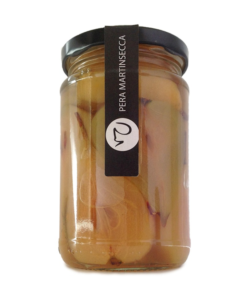 Pera martinsecca condimento 314 gr - Primitivizia