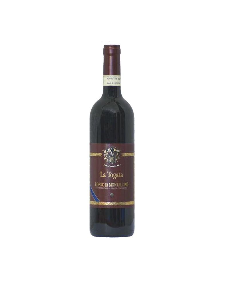 Rosso di Montalcino La Togata 2015 - Bottiglia da 0,75 l - Cantina La Togata
